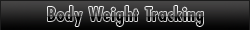Track Your Body Weight